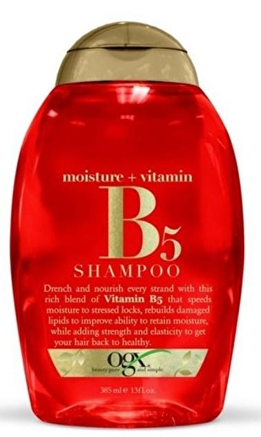 Vitamin B5 Şampuan 385Ml -Organix